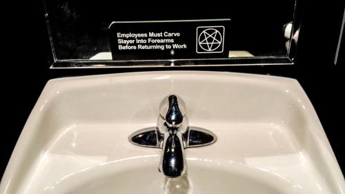 Slayer Sink