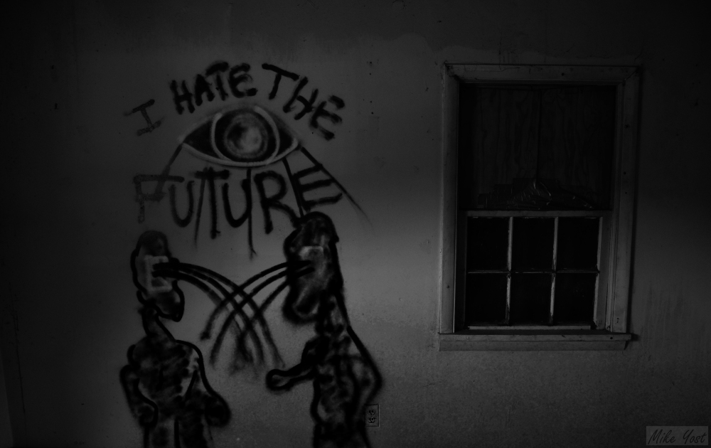 Tolland - I hate the future