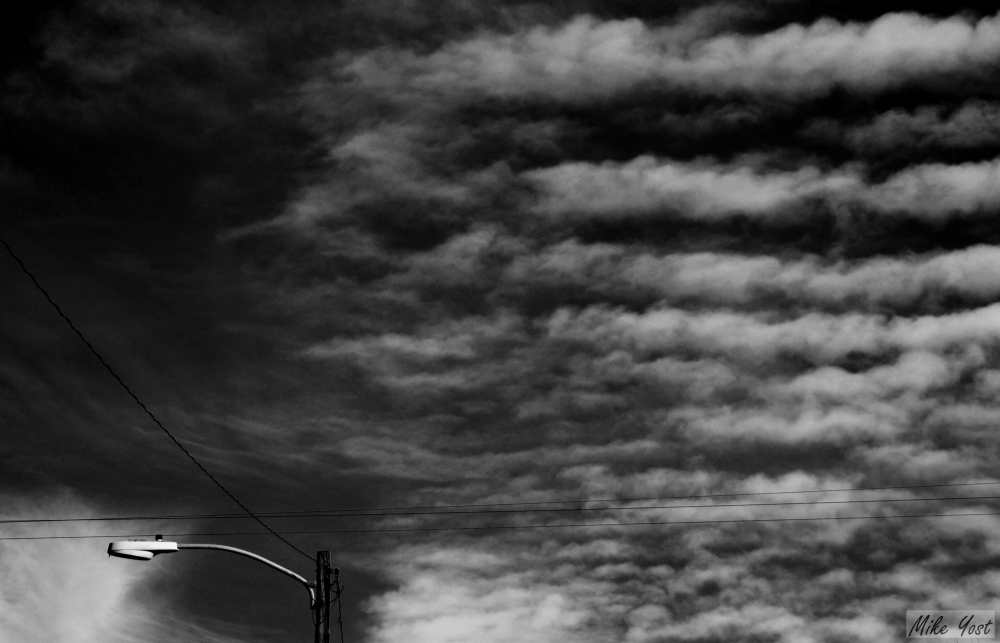 Serrated Sky