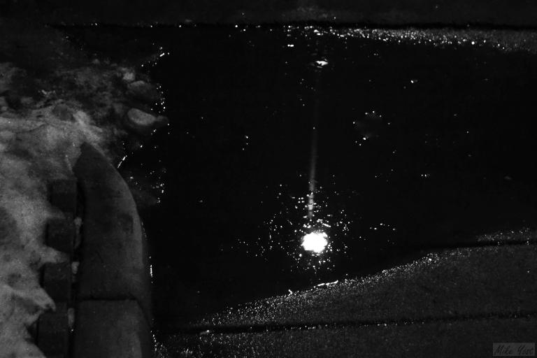 Street_Night - Light Reflected