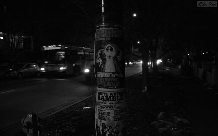 Street_Night - Peace